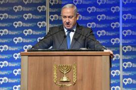 Netanyahu tilda de «intento de golpe» los cargos por corrupción presentados contra él en Israel