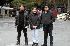 Bolivianos en Mallorca que apoyan a Morales: «Hemos vivido un golpe de estado»