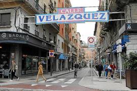 Calle Velázquez de Palma
