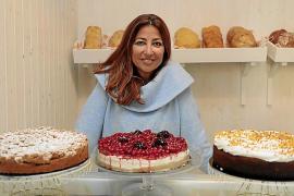 La repostera Eva Squarcia vuelve a abrir una tienda en Palma