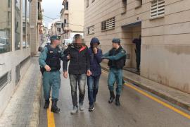 Los detenidos en la última operación antidroga, a disposición judicial