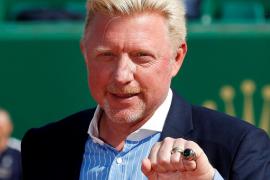 Boris Becker cancela una deuda