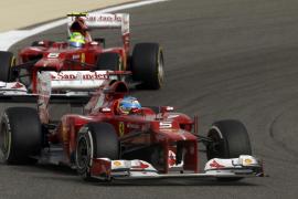 Alonso: «Estar a 10 puntos es demasiado tesoro para lo que nos merecemos»