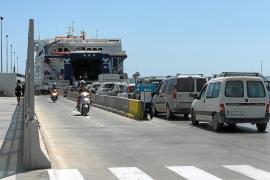 Formentera contiene el tráfico de vehículos