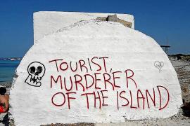 Contra el turismo