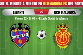 Así ha sido el Levante-Real Mallorca