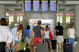 La cascada de demandas a aerolíneas obliga a reforzar los juzgados de Palma