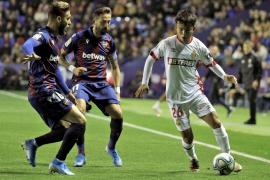El Mallorca encadena una nueva derrota lejos de Son Moix