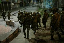 Colombia: Caos, policías muertos y toque de queda