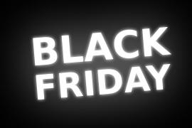 Los españoles, los europeos que más comprarán en el Black Friday