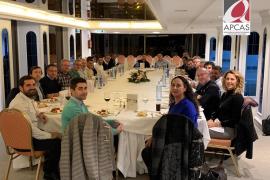 La Asociación de Peritos y Comisarios de Averías aprueba una nueva junta de Gobierno en Baleares