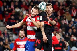 El Granada corta su mala racha y el Atlético vuelve a empatar