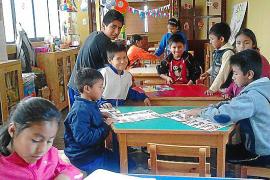 Apoyo a la labor de Amics de la Infància y DARE Home