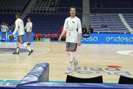 Marc García debuta en la ACB con el San Pablo Burgos