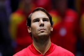 España, en manos de Nadal para conquistar la Copa Davis