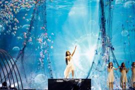 La española Melani, tercera en Eurovisión Junior