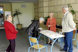 Unos 3.300 ciudadanos franceses ejercen en Palma su derecho al voto