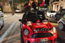 Alberto Frau y Tomeu Mas, campeones de Balears de Rallys
