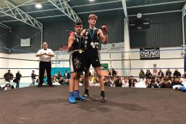Santa María corona a los campeones de Balears de boxeo