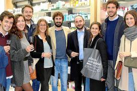 Inauguración de una nueva farmacia en Palma
