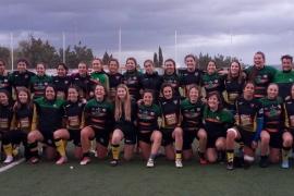 El Shamrock alcanza las semifinales de la Copa Catalana de rugby