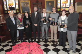 Cort entrega este año cuatro Medallas de Oro de la Ciudad