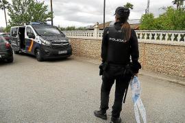 Agreden y amordazan a un hombre durante el asalto a su casa en Son Roca