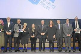 La Cope entrega sus Premis Populars a las personas más inspiradoras del año