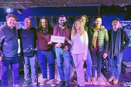 El Refugio Ibiza hace entrega de un donativo a la Fundación Conciencia y APNEEF