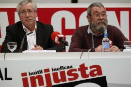 CCOO y UGT presentan un recurso de inconstitucionalidad por la reforma laboral