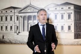 Marlaska advierte de que las exigencias de ERC sólo serán factibles si encajan en la Constitución
