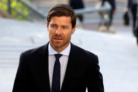 La Audiencia de Madrid absuelve a Xabi Alonso de fraude a Hacienda