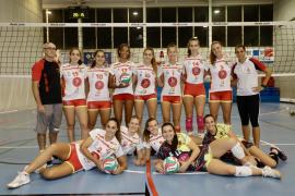 Palma albergará la Copa del Rey y la Copa Princesa de voleibol