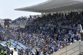 Cort concede licencia a las pantallas acústicas del Estadi Balear