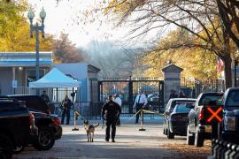 Cierre temporal de la Casa Blanca y el Capitolio por alerta de seguridad