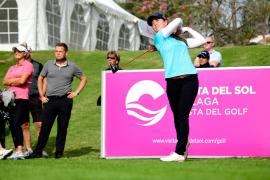 Nuria Iturrioz y Luna Sobrón participarán en el Open de España de golf
