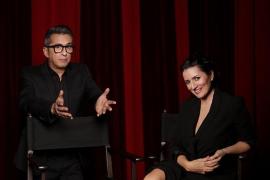 Andreu Buenafuente y Silvia Abril repetirán como presentadores de los Premios Goya