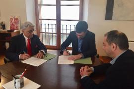 Cort renueva su apoyo al Banco de Alimentos con 25.000 euros
