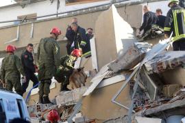 Terremoto en Albania