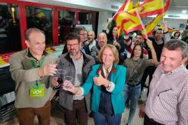 La dirección de Vox en Murcia dimite por «exceso de trabajo» tras ganar las elecciones