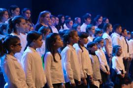 Concierto de Navidad de 440 Aula Musical en Sa Màniga
