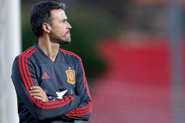 Luis Enrique: «Robert Moreno ha sido desleal y no quiero a nadie así en mi staff»