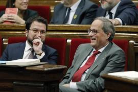 Torra exige estar en el diálogo con Sánchez en la negociación «entre gobiernos»