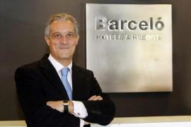 Raúl González, consejero delegado del Grupo Barceló