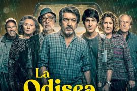 Cartel de la película 'La odisea de los Giles'
