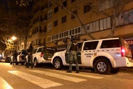La Guardia Civil lleva a cabo la segunda fase de la operación antidroga 'Crótalo'