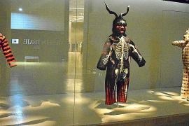 El 'dimoni' de Artà, icono del Museo del Traje