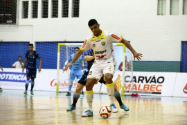 El Palma Futsal ficha al pívot Rafael Vilela
