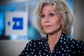 Jane Fonda: «No hay lucha más importante que la del cambio climático»