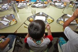 Cien mil euros más para los comedores escolares de Baleares
